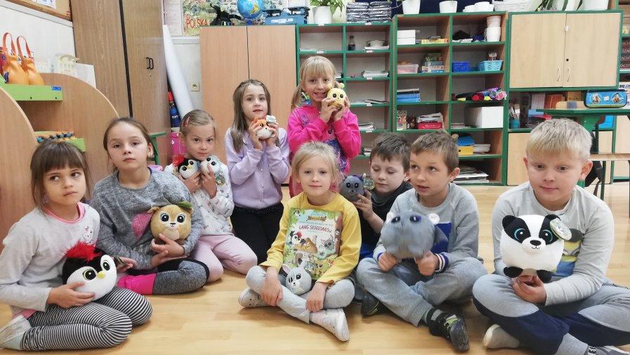 Gang Słodziaków po raz kolejny w naszej szkole