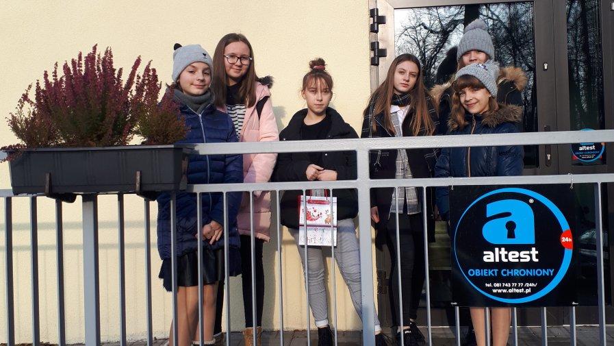 Z wizytą w Domu Pomocy Społecznej w Kiełczewicach Maryjskich oraz w Dziennym Domu Seniora w Piotrowicach
