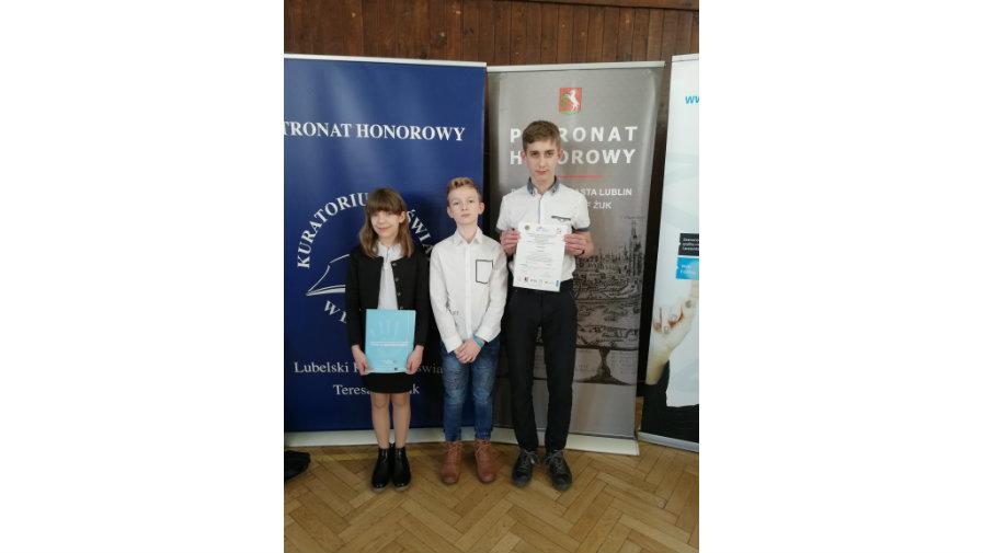 XVI Regionalny Konkurs Informatyczny