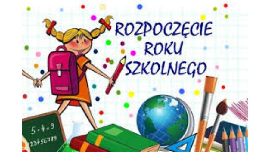 Uroczyste rozpoczęcie roku szkolnego 2020/2021