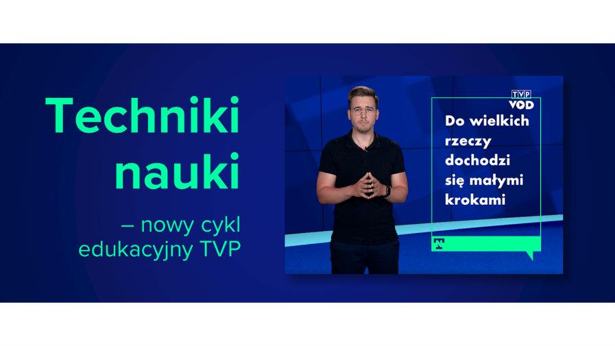 Techniki nauki - nowy cykl TVP